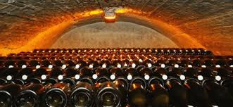 Ruinart Cellar